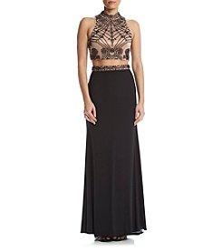 Xscape Two Piece Dress