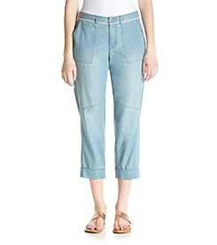 Relativity® Chambray Capri