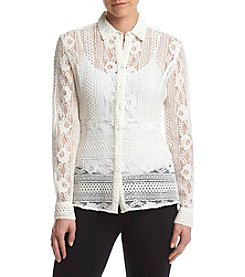 Tommy Hilfiger® Lace Blouse