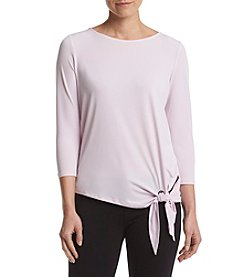 Ivanka Trump® Side-Tie Top