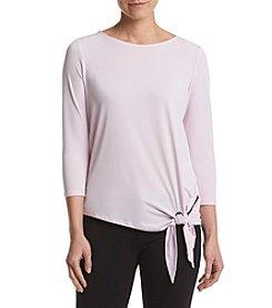 Ivanka Trump® Side-Tie Top