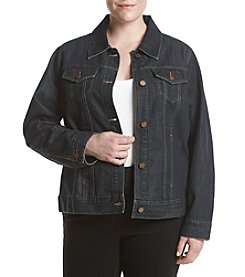MICHAEL Michael Kors® Plus Size Denim Jacket