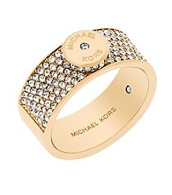 Michael Kors® Pave Crystal Ring
