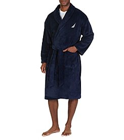 Nautica® Men's Plush Robe