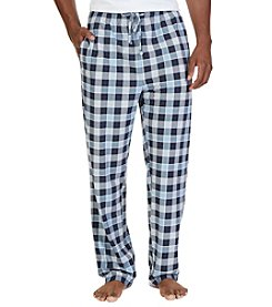 Nautica® Men's Cozy Plaid Sleep Pants