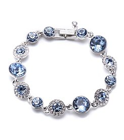 Givenchy® Sapphire Crystal Flex Bracelet