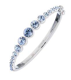 Givenchy® Sapphire Crystal Bangle Bracelet