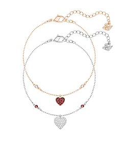 Swarovski® Crystal Wishes Bracelet Set