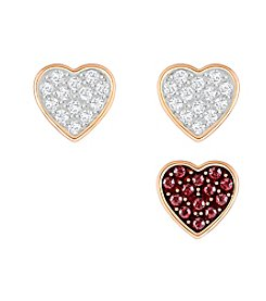 Swarovski® Crystal Wishes Earrings Trio