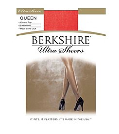 Berkshire® Ultra Sheer Control Top Plus Tights