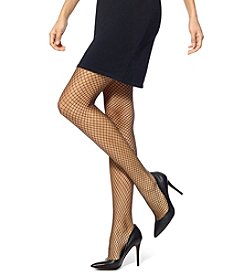 HUE® Petite Fishnet Tights