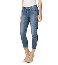 Vintage America Blues™ Victoria Boho Capri Jeans