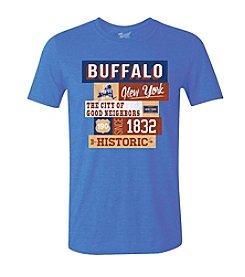 Brew City Brand Men's Short Sleeve Buffalo Billboard Tee
