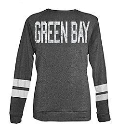 Brew City Brand Men's Long Sleeve Green Bay Coach Style Sweatshirt