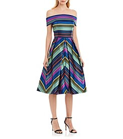 Nicole Miller New York™ Off-Shoulder Dress