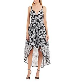 Nicole Miller New York™ Floral High Low Dress