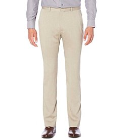 Perry Ellis® Men's Regular Fit Flat Front Pants