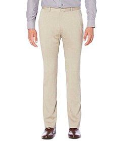 Perry Ellis® Men's Regular Fit Flat Front Pants