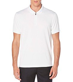 Perry Ellis® Men's Short Sleeve Textured Polo