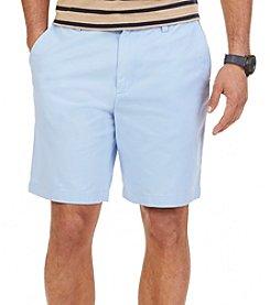 Nautica® Men's Flat Front Shorts