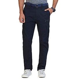Nautica® Men's Sateen Cargo Pants
