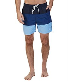 Nautica® Men's Tri Block Trunks