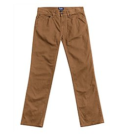 Chaps® Men's Big & Tall 5 Pocket Flat Front Pants
