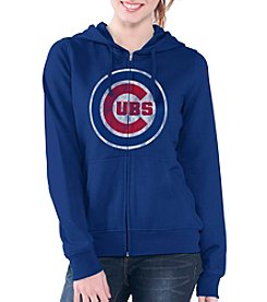 G III MLB® Chicago Cubs Women's Wildcat Full Zip Hoodie