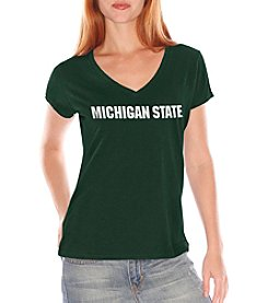 G III NCAA® Michigan State Spartans Women's The Franshice Tee