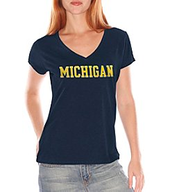 G III NCAA® Michigan Wolverines Women's The Franchise Tee
