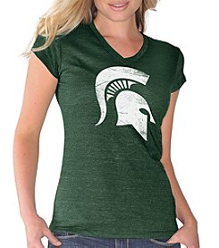 G III NCAA® Michigan State Spartans Women's Alumni Tee