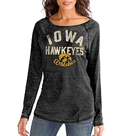 G III NCAA® Iowa Hawkeyes Women's Second Season Tee