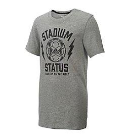 adidas® Boys' 2T-7X Stadium Status Short Sleeve Tee