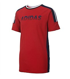 adidas® Boys' 2T-7X Undefeated Short Sleeve Tee