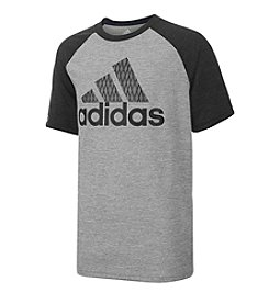adidas® Boys' 8-20 Perfect Short Sleeve Tee