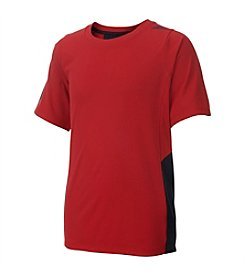 adidas® Boys' 2T-20 Evolve Short Sleeve Tee