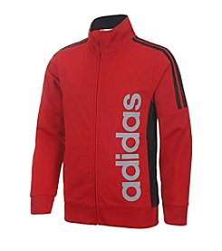 adidas® Boys' 2T-20 Full Zip Jacket