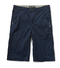 Silver Jeans Co. Boys' 8-16 Flat Front Shorts