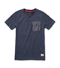 Silver Jeans Co. Boys' 8-20 Short Sleeve Pocket Tee