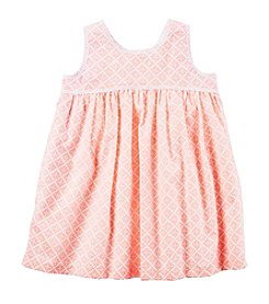 Carter's® Baby Girls' Geo Printed Dress