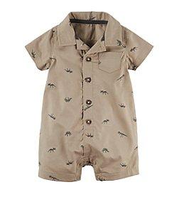 Carter's® Baby Boys Dino Schiffli Romper