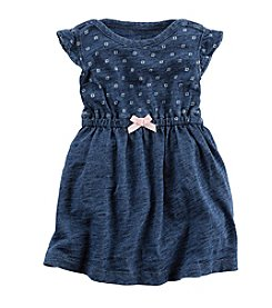 Carter's® Baby Girls' Solid Dress