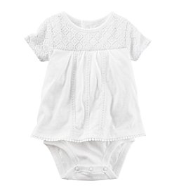 Carter's® Baby Girls' Solid Bodysuit