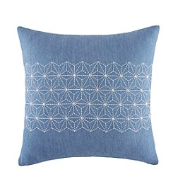 Tommy Hilfiger® Stitched Square Decorative Pillow