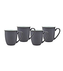 Denby Blend 4-Piece Mug Set