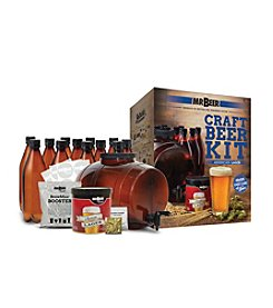 Mr. Beer® American Lager Complete Craft Beer Making Kit