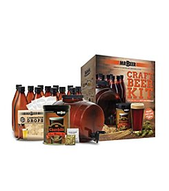 Mr. Beer® Churchills Nut Brown Ale Complete Craft Beer Making Kit