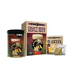Mr. Beer® Long Play IPA Craft Beer Making Refill Kit
