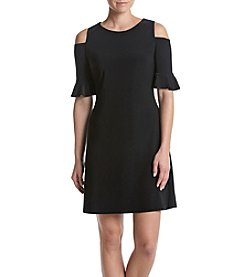 Tommy Hilfiger® Cold Shoulder Dress