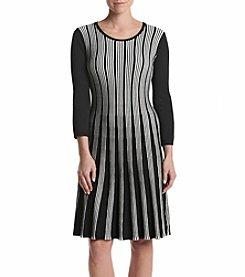 Nina Leonard® Sweater Dress
